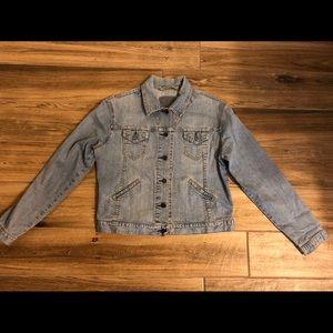 Vintage Jean Jacket — Levi's Strauss